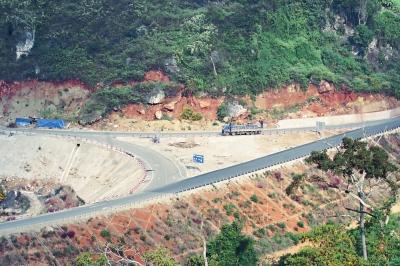 临沧耿马(孟定)核心园区加强交通基础建设