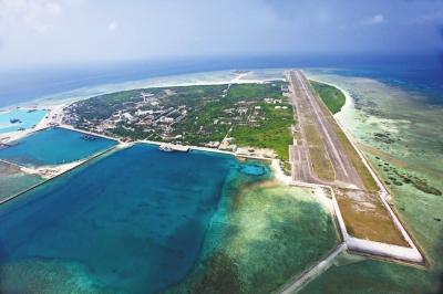 是西沙群岛中最大的岛屿