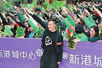 林峰视吴千语为家人 被问是否同床林峰汗流浃背