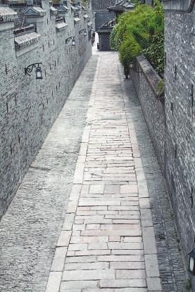 铜制扬州文峰塔图片